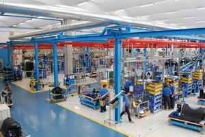 ... für seine drei Produktionsstandorte in Norditalien.