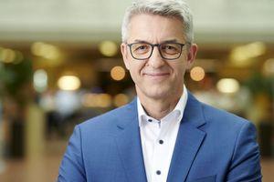 Michael Seiter ist als Senior Vice President ist für die Sparte Video Systems & Solutions bei Bosch Building Technologies zuständig.