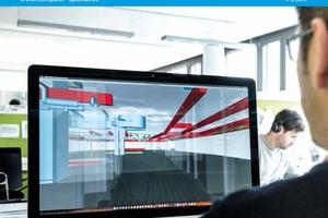 """Das Titelbild von Computer Spezial zeigt den Einsatz von """"ArchiCAD"""", der Architektursoftware zur Gebäudemodellierung in 3D, bei h4a Gessert + Randecker Architekten."""