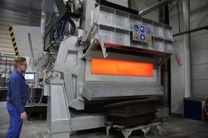 Ziehl-Abegg hat 4 Mio. € in neue Technik am Standort Schöntal-Bieringen investiert, wo Aluminiumteile für Motoren und Ventilatoren gegossen werden.
