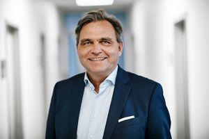 Dirk Borgmann leitet den Vertrieb von Rigips und Isover.