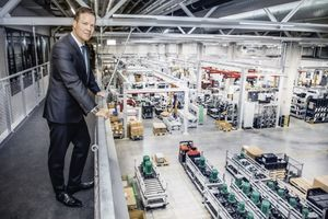 Oliver Hermes, Vorstandsvorsitzender und CEO Wilo-Gruppe