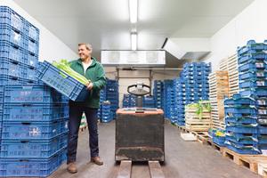 Bei vielen Lebensmitteln ist die Einhaltung der Kühlkette essentiell.<br />