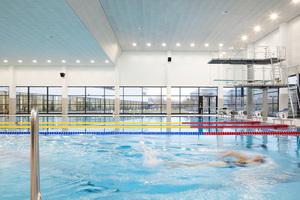 Schwimmerbecken