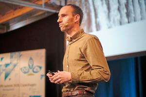 Aufrüttelnder Vortrag von Mathias Fahy, einem Experten für Kreislaufwirtschaft