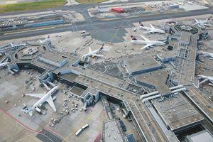 Das künftige Terminal 3 wird auch Gate-Positionen für Großraumflugzeuge haben.