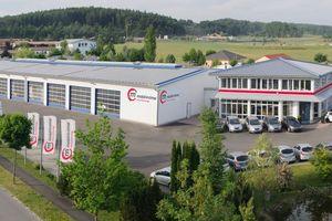 Mobil in Time Deutschland GmbH mit Sitz in Aach im Landkreis Konstanz ist mit verschiedenen technischen Stützpunkten bundesweit tätig.