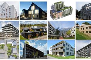 Vorzeigeprojekte für nZEB-Gebäude in ganz Europa