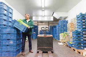 Bei vielen Lebensmitteln ist die Einhaltung der Kühlkette essentiell.