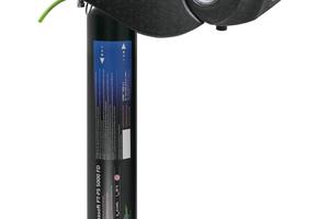 """Das System """"PT-FCS5000"""" besitzt ein integriertes Magnetventil, das bei Kapazitätsende der """"permasoft""""-Entmineralisierungskartusche bzw. im Störungsfall den Wasserfluss automatisch unterbricht."""