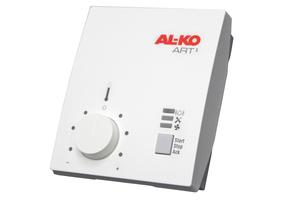 """Mit dem """"ART Starter""""-Raumbediengerät von AL-KO hat der Endnutzer die Möglichkeit, einfach und intuitiv die für ihn bzw. seine RLT-Anlage richtigen Einstellungen vorzunehmen."""