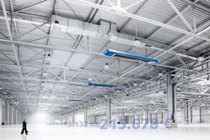 In der Sanierung von Hallengebäuden stecken große Einsparpotentiale. Ein neues Mietmodell macht sie schnell und praktikabel nutzbar.