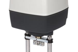"""Digitaler Stellantrieb """"NovoCon L/XL"""" für druckunabhängige """"AB-QM""""-Abgleich- und Regelventile DN 125 bis 250."""