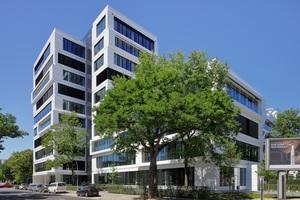 """Mit Danfoss-""""NovoCon""""    wärmetechnisch     optimiertes Gebäude"""