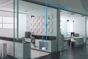 """Der """"Hebefix Mini"""" entsorgt beispielsweise das Schmutzwasser einer Teeküche in einem Großraumbüro.<br />"""