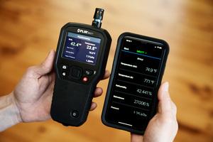 """Gebäudeinspektionssystem """"Flir MR277 s"""" mit integrierter """"Bluetooth""""-Funktion"""
