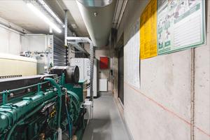 Notstromdieselaggregat für die USV