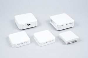 Das Connected Inventions-Produktportfolio umfasst zahlreiche Sigfox-0G-Netz basierte Temperatur- und Luftfeuchtigkeits-Messgeräte.
