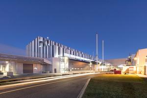 Der Neubau der Produktionslinie AL3 für Hydro Aluminium wurde mit den Iconic Awards und dem German Design Award ausgezeichnet.