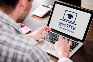 """Die Online-Plattform """"openTECE"""" bietet aktuelle und praxisnahe Information aus der Tece-Welt direkt auf den heimischen Schreibtisch."""