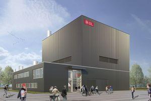 Das neue Zentrum für Brandforschung entsteht am Campus Nord-Ost der TU Braunschweig.