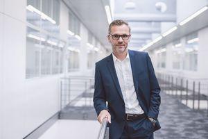 Oliver Kühnle leitet den kaufmännischen Bereich von ebm-papst neo.