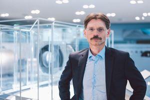 Thomas Sauer übernimmt den technischen und operativen Part des Start-ups vor Ort in Dortmund.