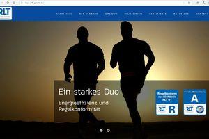 Der RLT-Herstellverband präsentiert sich mit einem neuen Internetauftritt.