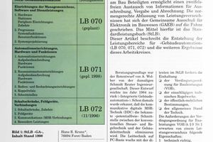 Früh widmete sich die tab – hier das MSR-Sonderheft 1998 – dem Thema der Gebäudeautomation. Ab Seite 70 in dieser Ausgabe lesen Sie einen Rückblick von Hans Kranz, der Autor dieses Beitrags war, zur Entwicklung der Gebäudeautomation in den letzten Jahrzehnten.