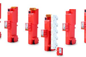 """Kombi-Ableiter der """"DEHNshield""""-Familie zum Einsatz im Hauptstromversorgungssystem bei Wohngebäuden ohne und mit überstromgeschützter 230-V-Spannungsversorgung für RfZ / APZ nach VDE-AR-N 4100<br />"""