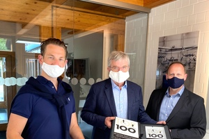 """<irspacing style=""""letter-spacing: -0.017em;"""">Die drei Geschäftsführer der SBI Schreiber, Brand und Partner Ingenieurgesellschaft mbH (v.l.n.r.): Markus Pfeffer, Stefan Zemitzsch und Helmut Heiler. </irspacing>"""