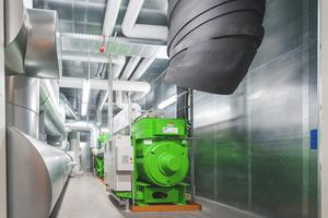 An den Standorten Lahr und Hemer sorgen BHKW für mehr Energieeffizienz.