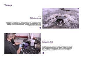 Die Kessel-Themenwelten liefern umfangreiches Expertenwissen rund um die  Entwässerung von Grundstück und Gebäude.
