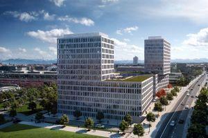 Caverion übernimmt das technische und infrastruktuelle Projektmanagement im  Projekt Kap West der OFB Projektentwicklungsgesellschaft in München.