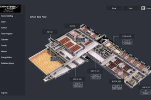 """""""Arena NX"""", der CentraLine-Supervisor für integriertes Gebäudemanagement<br />"""
