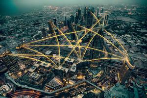Mit der Schaffung eines digitalen Zwillings des Gebäudes sollen alle relevanten Daten des Gebäudes in der Cloud in gespiegelter Form zur Verfügung stehen.