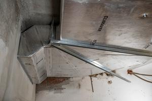 Es können sowohl lineare, gerade Kanalsegmente als auch der Bau komplexer Formteile sicher umgesetzt werden.