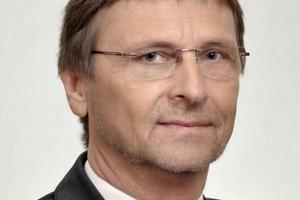 Günther Mertz, Hauptgeschäftsführer des BTGA