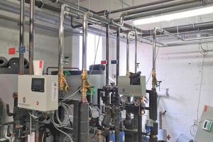 Sanierung der Warmwasserbereitung in einem Mehrfamilienhaus in Ludwigshafen