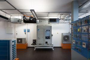 Das Daikin Regionalbüro in Hamburg ist vor allem für Schulungen in der Gewerbekälte ausgelegt und verfügt u.a. über eigene Kühlzellen.