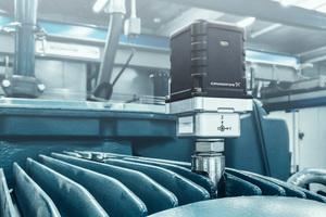 """Grundfos greift mit seinem """"Machine Health""""-Konzept (GMH) auf eine der weltweit größten Datenbanken für typische Maschinengeräusche bzw. Vibrationsprofile zu, mit deren Hilfe äußerst präzise Diagnosen von Pumpenstörungen möglich sind."""