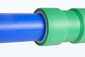 Eingesetzt werden die Steckmuffen z.B. im Bereich Kälteanlagen, Anlagenbau oder in der Prozesskühlung.