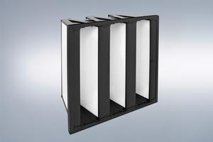 """Nanoclass Cube Pro Membrane H13""-HEPA-Luftfilter<br />"