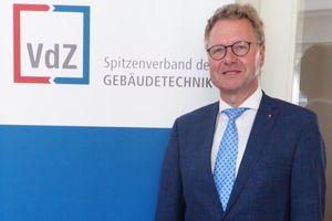 Michael Pietsch wurde auf der Mitgliederversammlung 2020 als VdZ-Präsident wiedergewählt.