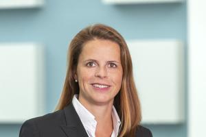 Christin Roth-Jäger, Geschäftsführerin der Roth Werke GmbH, und ...