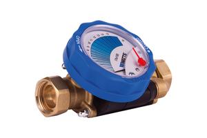 """Das statische Abgleich- und Strangregulierventil """"iDroset Series CF"""" erleichtert die Durchführung des hydraulischen Abgleichs.<br />"""