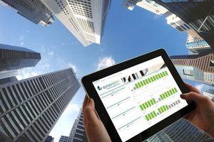 """""""Smart Buildings"""" werden immer häufiger mit technischem Monitoring optimiert."""