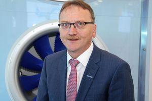 Jürgen Albig bringt seine jahrzehntelange Erfahrung in der Ventilatorenindustrie auf internationaler Ebene ein.