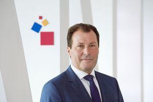 Wolfgang Marzin, Vorsitzender der Geschäftsführung der MesseFrankfurt