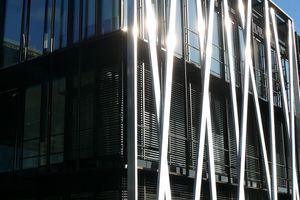 ... in diesem Neubau in Friedrichshafen.
